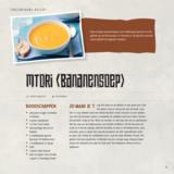 [PRE-ORDER] Chakula Kitamu! Cooking book_
